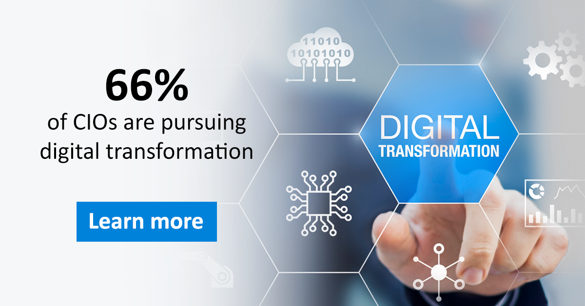 Digital Transformation - Social Link