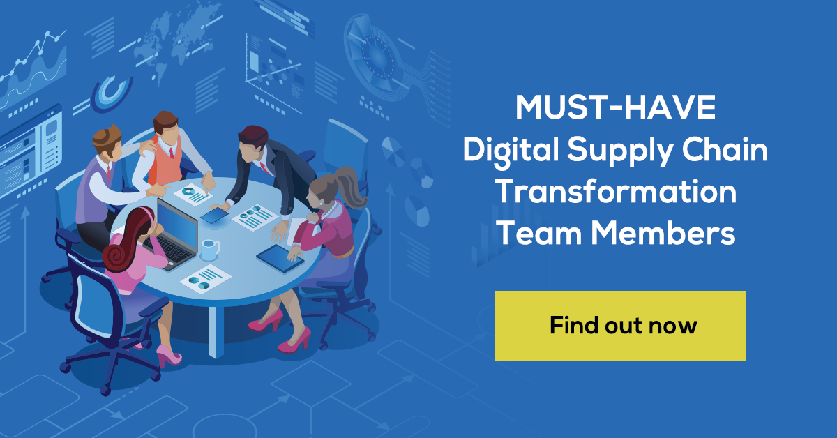 digital supply chain transformation must haves