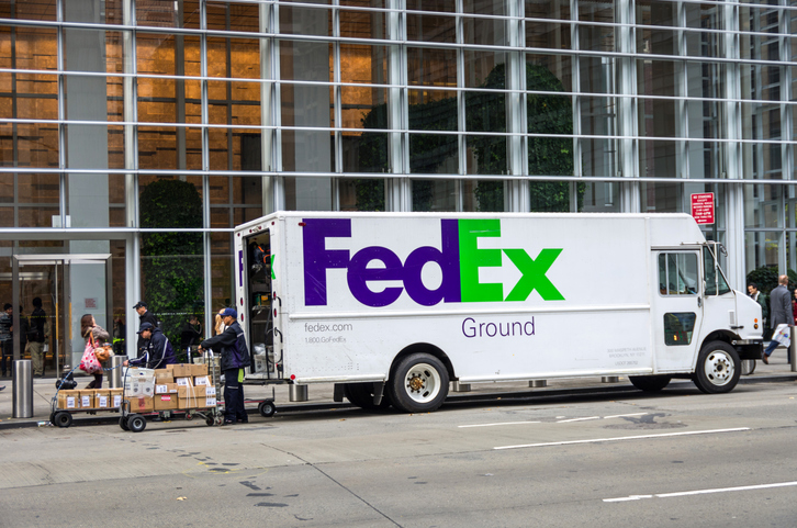 FedEx Ground Home Delivery for Every Single Day of the Week